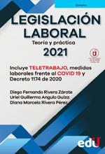Legislación Laboral 2021 – Ediciones de la U