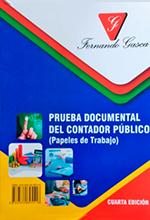 Prueba Documental del Contador Público – Papeles de trabajo – 4ta Edición