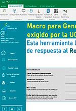 Macro para generar reporte de nómina requerido por la UGPP