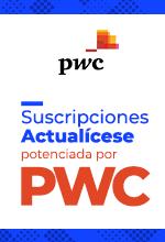 Suscripciones Actualícese potenciada por PWC