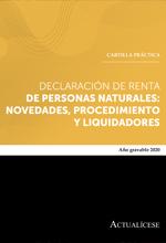 Declaración de renta de personas naturales: novedades, procedimiento y liquidadores