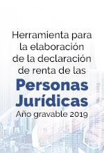 Herramienta para la elaboración de la declaración de renta de las personas jurídicas año gravable 2019- incluye formato 2516 y formulario 110