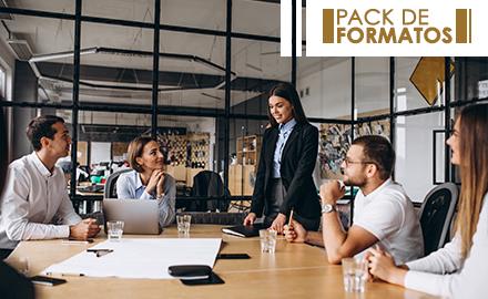 [Pack de formatos] Modelos y guías para asambleas de accionistas, socios y copropietarios