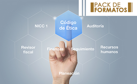 [Pack de Formatos] Formatos para la implementación del control de calidad y ética en la ejecución de encargos de auditoría