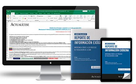 Reporte de información exógena: importancia frente a los procesos de fiscalización de la Dian – Año gravable 2019