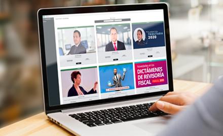 Descuentos en Seminarios en línea