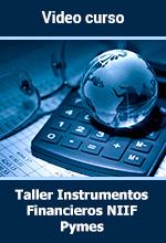 [Curso en Línea] Taller Instrumentos Financieros NIIF Pymes – Escuela de Finanzas y Negocios