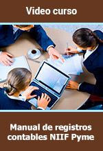 Manual de registros contables NIIF Pymes