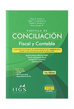 Cartilla de Conciliación fiscal y contable (1era Edición) Año gravable 2017