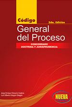 Código General del Proceso  2 Ed.