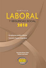 Cartilla Laboral y Seguridad Social 2018