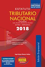 Estatuto Tributario Nacional 2018