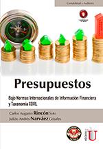 Libro Presupuestos Bajo normas internacionales de información financiera y taxonomía XBRL  Ediciones de la U