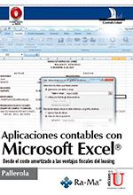 Aplicaciones Contables con Microsoft Excel