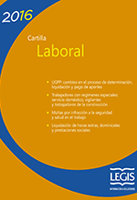 [Cartilla Práctica] Cartilla Laboral 30 Edición – Legis