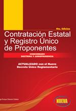 Contratación Estatal y Registro Único de Proponentes  4a Ed.