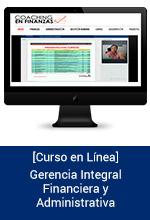 [Curso en Línea] Gerencia Integral Financiera y Administrativa