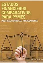 Estados financieros comparativos para pymes: políticas contables y revelaciones