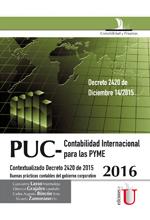 PUC, 2016 – Contabilidad Internacional para las PYME