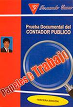 [Libro] Prueba Documental del Contador Público / Papeles de trabajo – Fernando Gasca