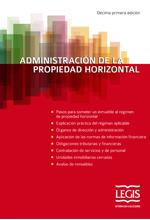[Libro] Administración de la Propiedad Horizontal 11a Edición – Legis