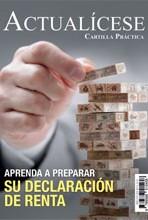 [Cartilla Práctica] Aprenda a preparar su declaración de renta
