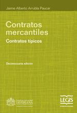 [Libro] Contratos Mercantiles – Contratos Típicos 14a Edición – Legis