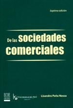 De las sociedades Comerciales