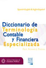 Diccionario de terminología contable y financiera especializada Inglés-español