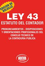 Ley 43 – Estatuto del Contador Público