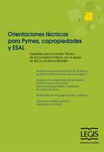 [Manual] Orientaciones Técnicas para PYMES, Copropiedades y ESAL 1a Edicion – Legis