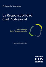 [Libro] La Responsabilidad Civil Profesional 2a Edición – Legis