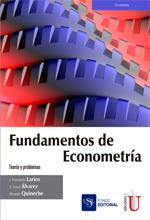[Libro] Fundamentos de Econometría. Teoría y problemas  – Ediciones de la U