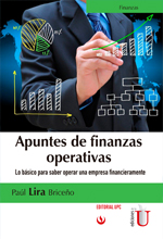 [Libro] Apuntes de finanzas operativas. Lo básico para saber operar una empresa financiera  – Ediciones de la U