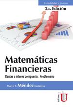 [Libro] Matemáticas financieras. Rentas a interés compuesto. Problemario  – Ediciones de la U