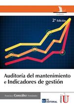 [Libro] Auditoría del mantenimiento e indicadores de gestión (Segunda Edición)  – Ediciones de la U