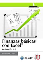[Libro] Finanzas básicas con Excel. Versiones 97 a 2010 – Ediciones de la U
