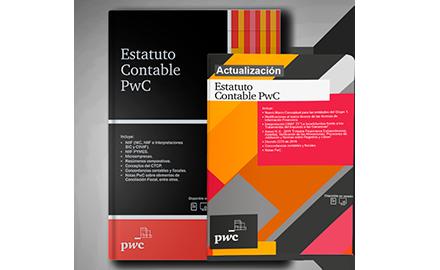 Estatuto Contable Versión física 2019 + web por 1 año - PWC