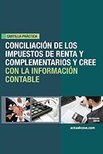 [Cartilla Práctica] Conciliación de los Impuestos de Renta y Complementarios y CREE con la Información Contable – Año gravable 2014