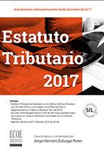 Libro Estatuto tributario 2017  ECOE Ediciones