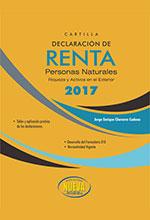 Cartilla  Declaración de Renta 2017 Personas Naturales  Grupo Editorial Nueva Legislación SAS