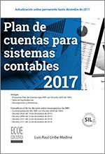 Libro Plan de cuentas para sistemas contables 2017  – ECOE Ediciones
