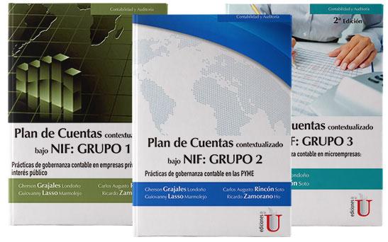 Plan de cuentas contextualizado NIIF