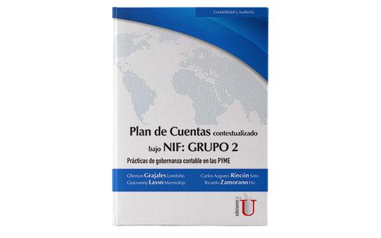 Plan de cuentas niif grupo 1