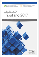 [Libro] Estatuto Tributario 2017 actualizado con Ley 1819 – CETA