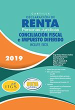 Cartilla Declaración de Renta Personas jurídicas y Conciliación Fiscal 2019 – Grupo editorial Nueva Legislación
