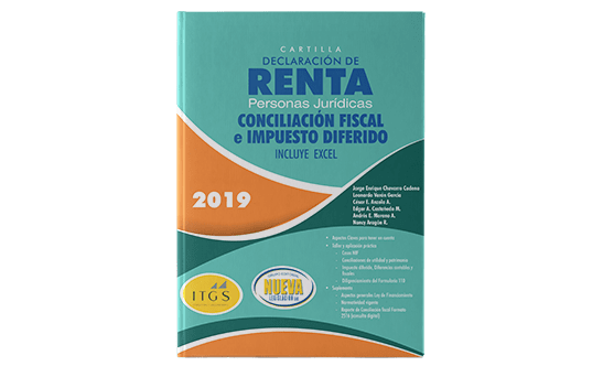 Declaración de renta de personas uridicas, año gravable 2018 - Nueva legislación