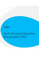Taller Impuesto Renta Personas Naturales año gravable 2019 – Escuela de finanzas y negocios