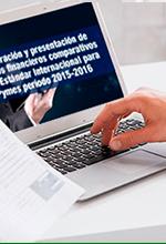 Preparación y presentación de estados financieros comparativos bajo Estándar Internacional para Pymes período 2015-2016