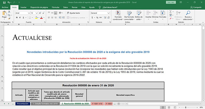 Resolución 000008 de 2020